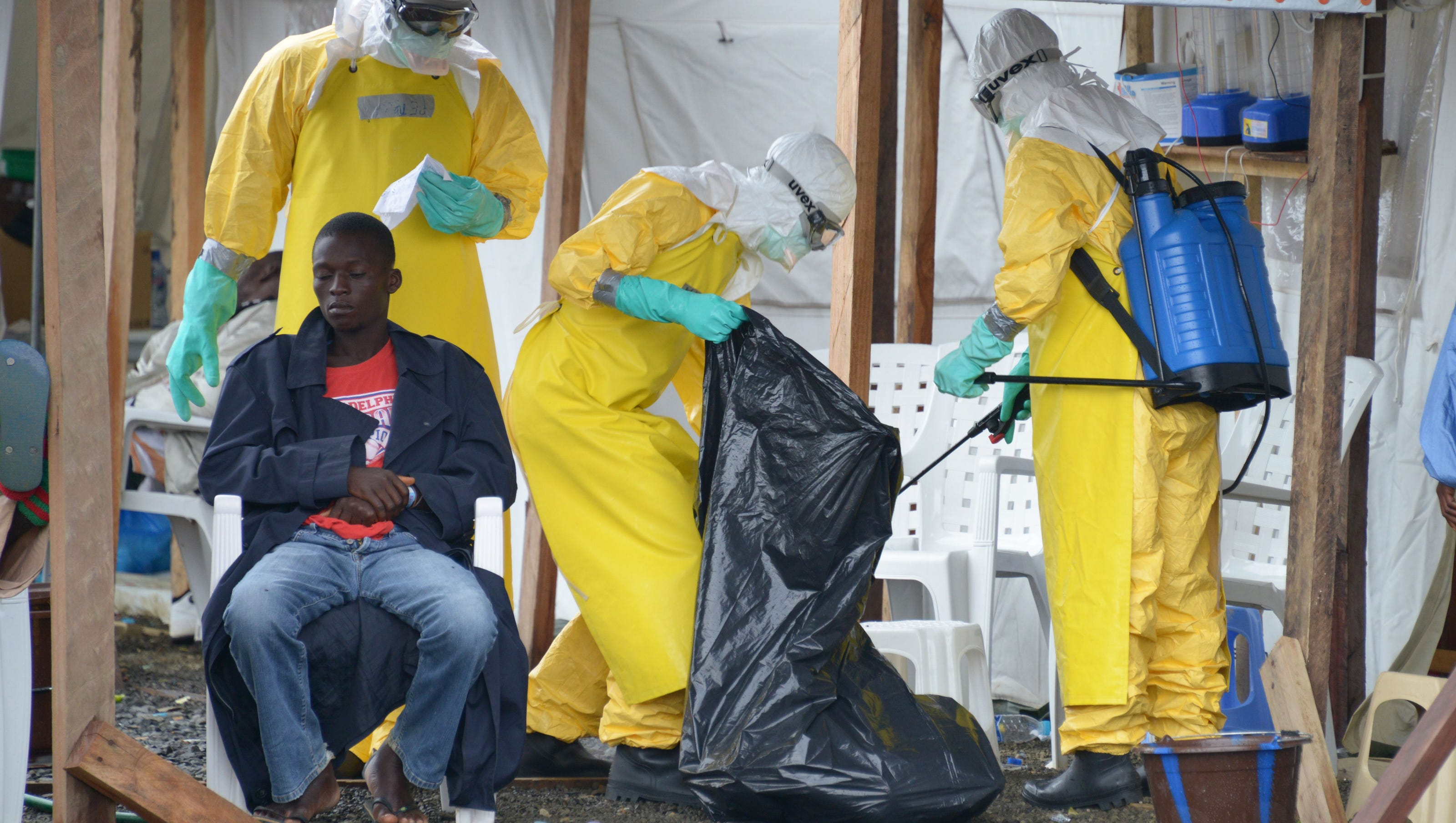 Market Loves Hazmat Suit Makers After More Ebola In U S
