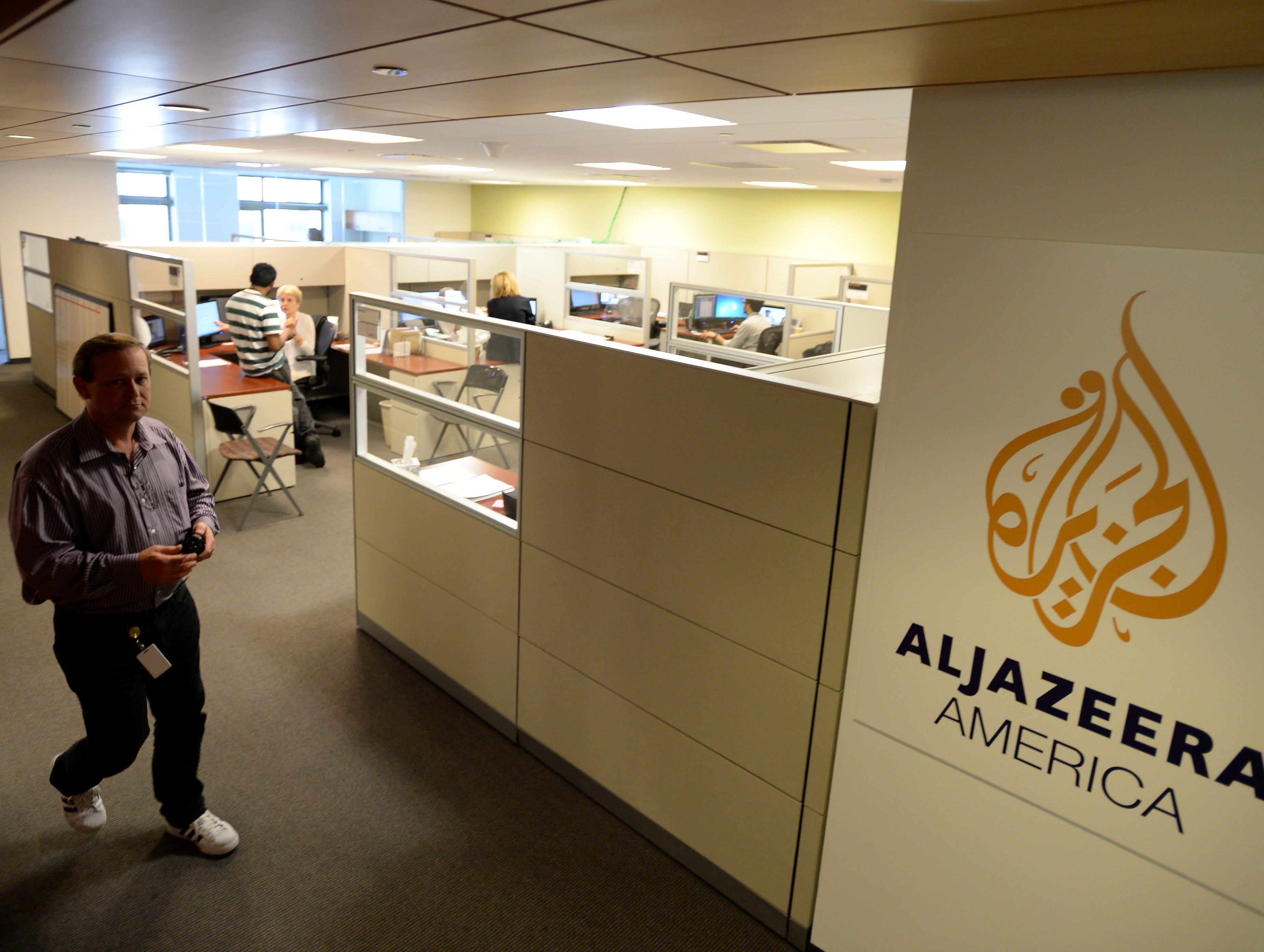 Al Jazeera America launches on Aug. 20
