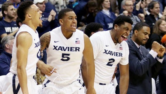 Xavier will face Weber State in the first round of