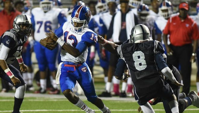 Woodlawn quarterback Josh Mosley could move himself into lofty status this weekend.