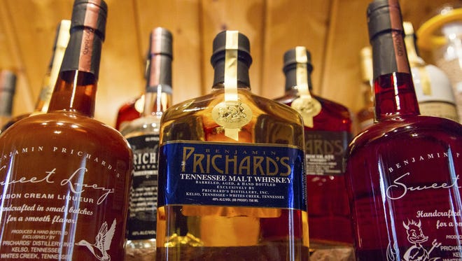 A spirits industry trade group says the tariff-induced hangover for American whiskey producers became more painful in late 2018.