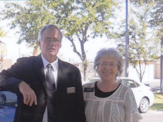 Gene and Linda Neumann