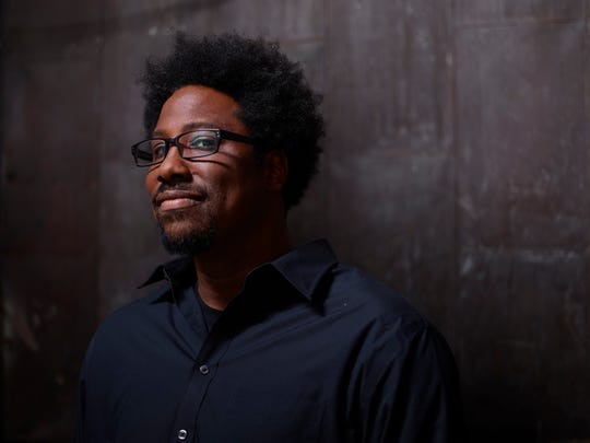 W. Kamau Bell's television show was short-lived, but he soldiers on.