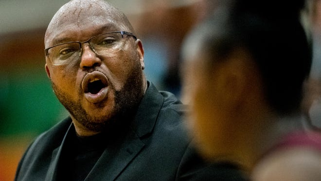 Peoria High girls basketball head coach Meechie Edwards is excited about the IHSA changing up its schedule to allow for more games.