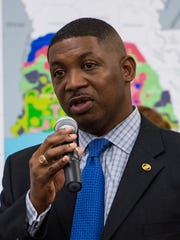 Shawn Wilson, Secretary of the Louisiana Department