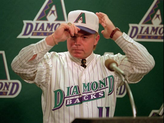 Buck Showalter was the Diamondbacks' first manager, going 250-236 from 1998-2000.
