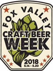 Fox Valley Craft Beer Week runs May 14-20 with events planned at locations throughout the Fox Cities.