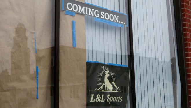 L&L Sports, run by Louis Zacchio, will be located at the rear of Harrison Mall at 261 Halstead Ave.