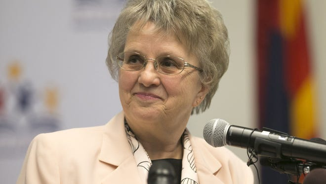Arizona Superintendent of Public Instruction Diane Douglas