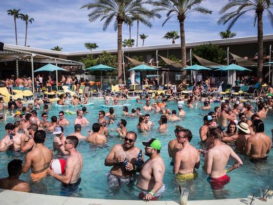 Pool Partie