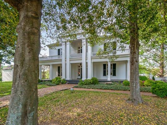 Williamson County historic home