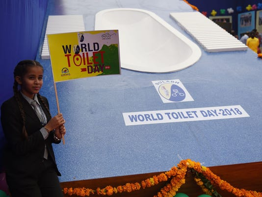 INDIA-SOCIETY-TOILET-SANITATION