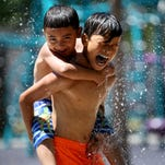 Cool off at one of these local spray parks