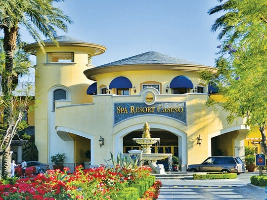 Spa Resort Casino.