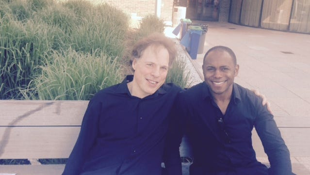 Pianist Alon Goldstein and conductor Kazem Abdullah headlined the final concert of the Westchester Philharmonic's 33rd season on June 19, 2016