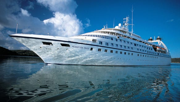 Image of Seabourn Pride