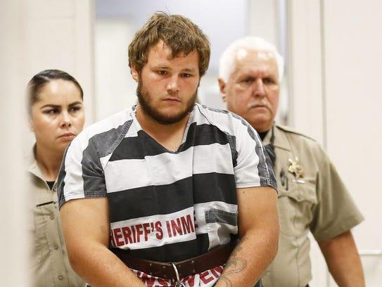 Leslie Merritt fue arrestado el 19 de septiembre por