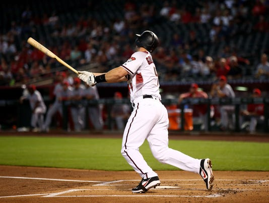MLB: Cincinnati Reds at Arizona Diamondbacks