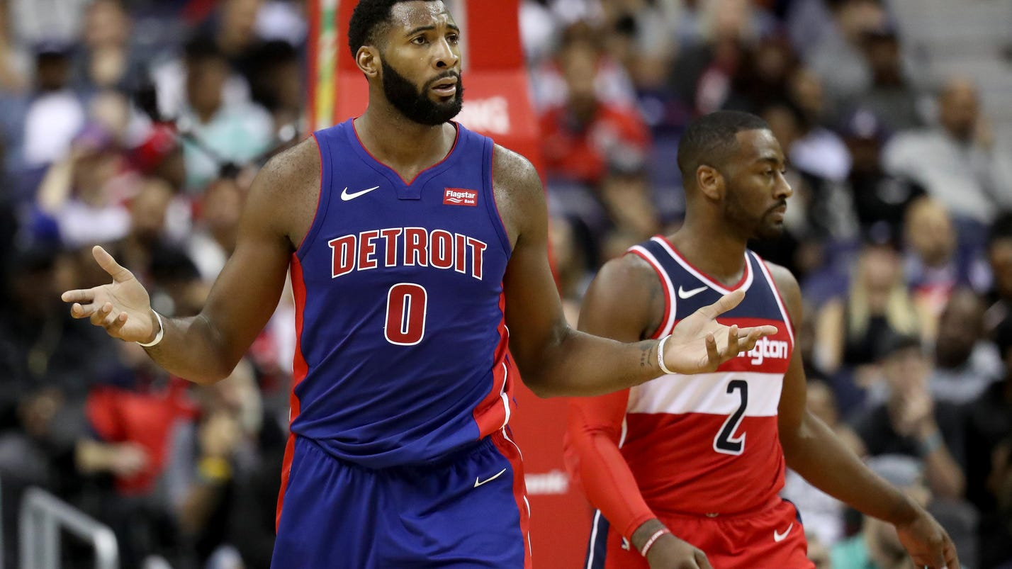 Wizards big three are too much for Pistons