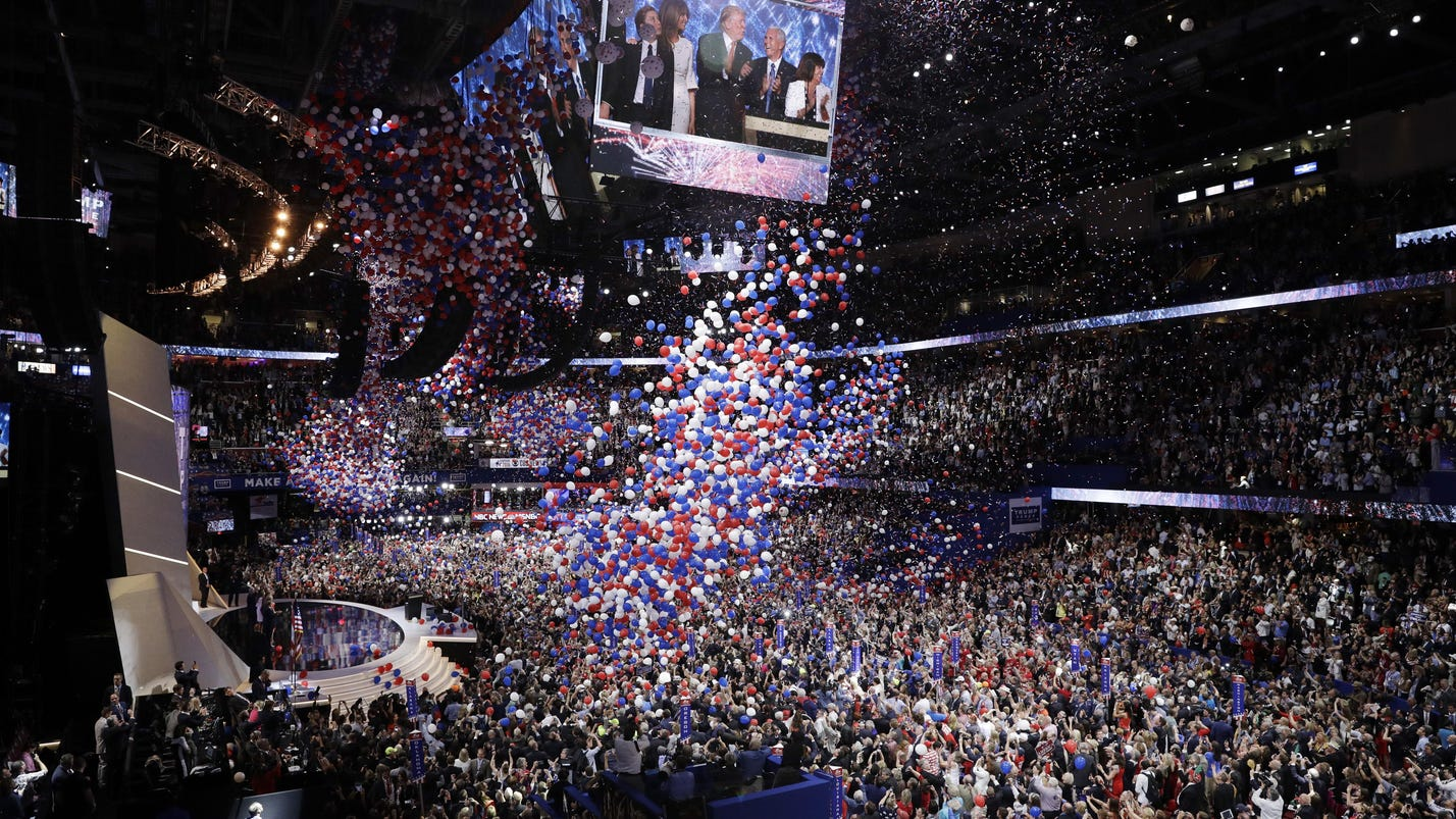 Hold 2020 GOP convention in Detroit