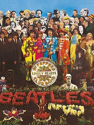 """""""Sgt. Pepper's Lonely Heart's Club Band"""" (Amazon)"""