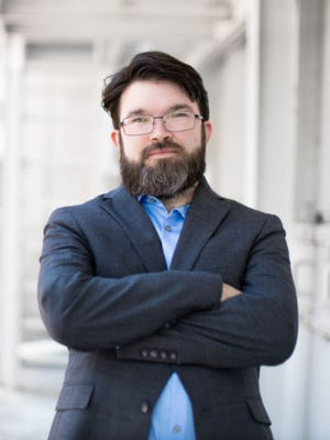 Anna resident Jacob Minter is among six candidates running for the State Senate District 30 seat. Early voting begins Sept. 14 for the special election to be held Sept. 29.