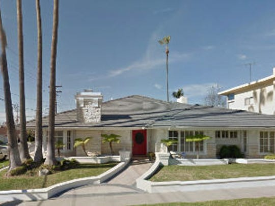 Days after it was leased, the Phantom was parked outside the last known address of fugitive Mark Jones near Los Angeles.