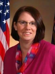 Livonia city clerk Susan Nash.