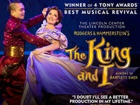 Get tickets NOW to Rodgers & Hammerstein's The King and I!