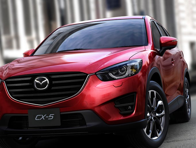 For the 2016 model year, Mazda is bringing new levels