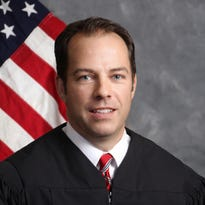 Municipal Judge Matthew Mooney is one of two people interviewed by Gov. Scott Walker to replace Timothy Van Akkeren on the Sheboygan County Circuit Court.