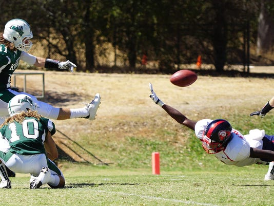 Shasta College Football vs. Gavilan College