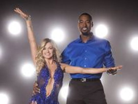 Dancer Lindsay Arnold and her 'Dancing With The Stars'