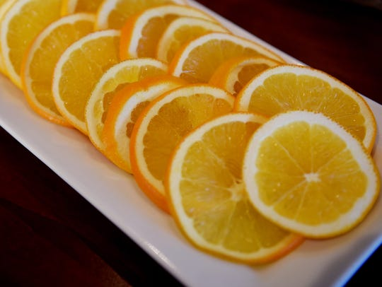 Oranges can spruce up a holiday cocktail.