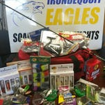 Irondequoit Eagles Fishing Club is fundraising for their season during the spring of 2016.