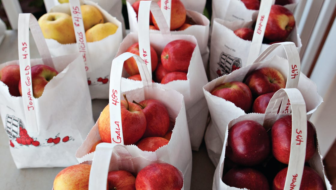 Pick Your Way Through Door County S Apple Orchards