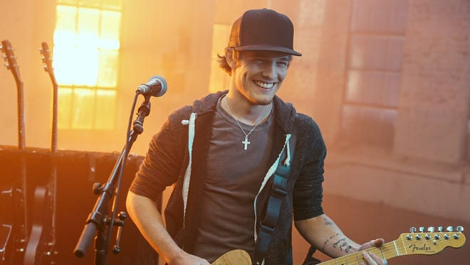 Tucker Beathard made his Grand Ole Opry debut earlier this year.