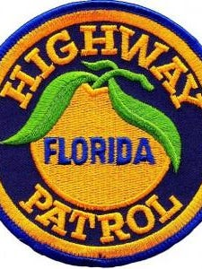 The Florida Highway Patrol patch.