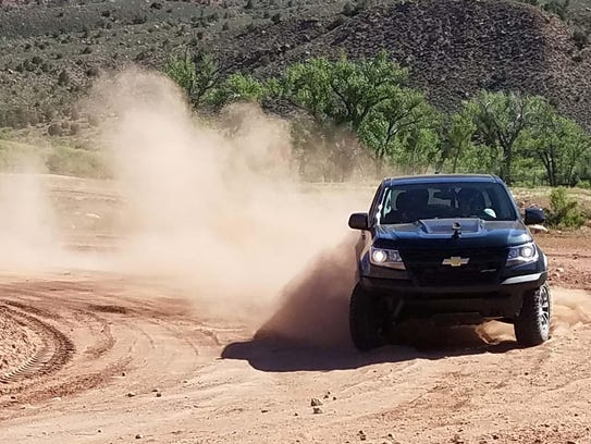 The ZR2 has earned raves from auto critics for its