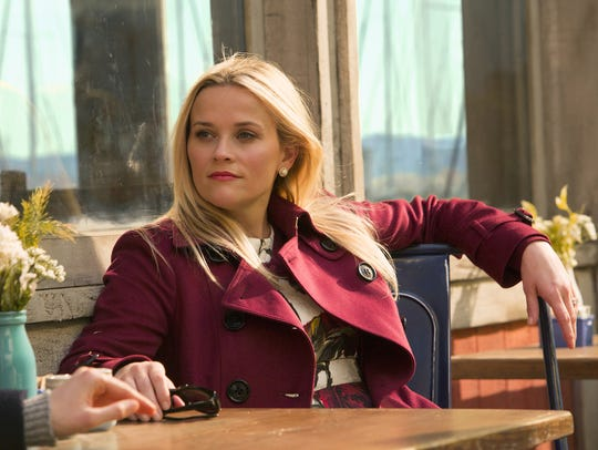 Reese Witherspoon plays Madeline Martha McKenzie in