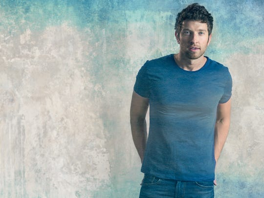 Brett Eldredge will perform at 8 p.m. Sunday at the