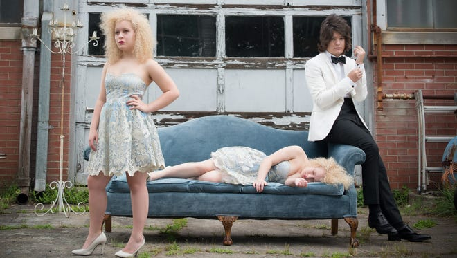 """Asheville indie-pop band Posh Hammer celebrates the release of """"A Revolt Into Style"""" on May 6 at Asheville Music Hall."""