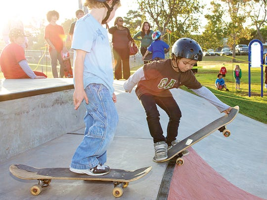 The Tony Hawk Foundation has helped build more than
