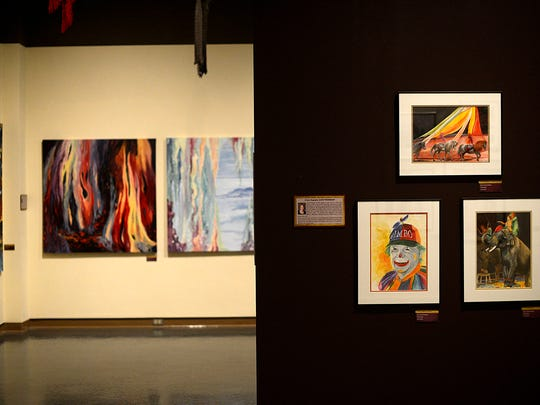 The Art Colony is celebrating its 100th anniversary. The club has an exhibit at the Neville Museum in downtown Green Bay.