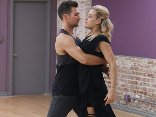 JAMES MASLOW, PETA MURGATROYD by Rick Rowell