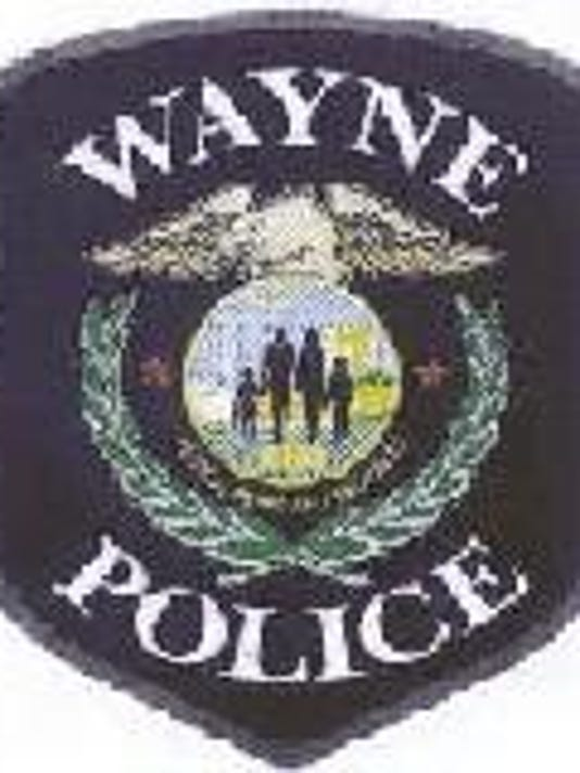 wayne police patch