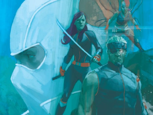 X-Force all new cover