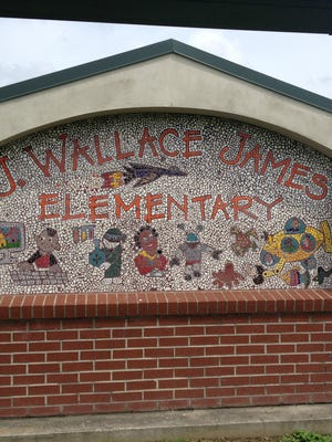 J. Wallace James Elementary is an arts academy and one of the Schools of Choice.