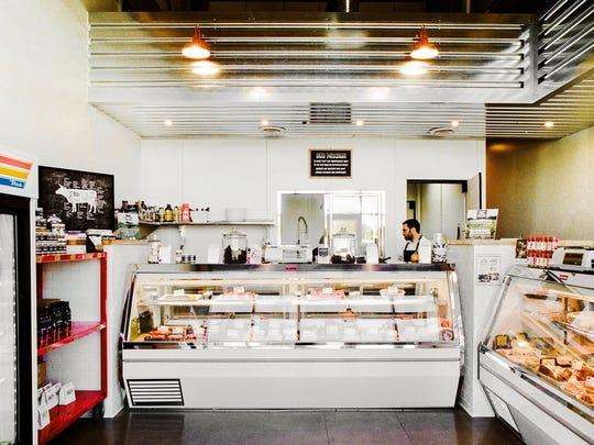 The interior of Arcadia Meat Market in Phoenix.