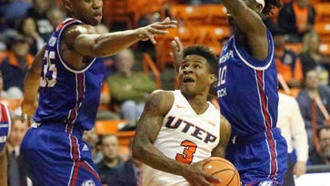 La. Tech can't hold late lead at UTEP